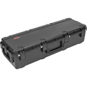 SKB 3i-4414-10BL iSeries 4414-10 Waterproof Utility Case with Wheels and Layered Foam - 44 Inch x 14 Inch x 10 Inch