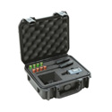 SKB 3i0907-4-SWK Mil Std. Waterproof Sennheiser EW Wireless Mic Case