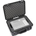 SKB 3I1813-7-RCP iSeries Injection Molded Case for Rode RodeCaster Pro Podcast Mixer