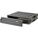 SKB  1SKB-R2U US Series Roto-Molded Rack 2 Space