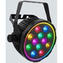Chauvet DJ SLIMPARPROPIX RGBAW+UV LED Par Wash Light - Black