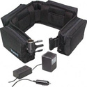 Bescor 8.6ah Slim Profile Battery Belt
