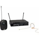 Shure SLXD14/153T-G58 MX153T Earset Headworn Wireless Mic System - 470-514Mhz