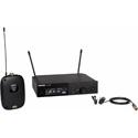 Shure SLXD14 / 85-G58 WL185 Cardioid Lavalier Wireless Mic System - 470-514Mhz