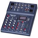 Studiomaster CLUB XS5 1 Mic 2 Station Channels Inc DSP & USB/MP3 Player