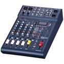 Studiomaster CLUB XS6 2 Mic 2 Station Channels Inc DSP & USB/MP3 Player