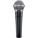 Shure SM58-LC Handheld Dynamic Cardioid Microphone - Cable Not Included