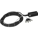 Pro Co Sound SMAST0400FBM-50 StageMASTER 4-Channel XLR Stage Snake - 50 Foot