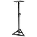 On Stage Stands SMS6000-P Adjustable Nearfield Monitor Stands - Pair