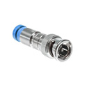 Belden SNS1P6BNC Snap-N-Seal BNC Connector for RG6