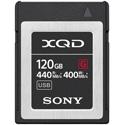 Sony QDG120F/J 120GB G Series XQD Memory Card