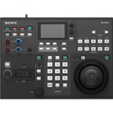 Sony RMIP500/1 PTZ Camera Remote Controller for Select Sony PTX Cameras with US AC Power Supply and Cord