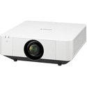 Sony VPLFHZ70/W 5000 Lumens WUXGA Laser Light Projector (White)
