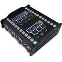 Sonifex AVN-CU4 4 Mic/Line Input Commentator Unit - Dante