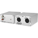 Sonifex CM-LUX1 Balanced to Unbalanced Converter Passive - XLR to Phono