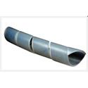 Spiral Wrap 1/4inx100ft Spool BLACK