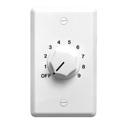 Speco WAT50W 50W 70/25 Volt Wall Plate Volume Control - White