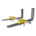 SpoolMaster SMP-FLA-5 Fork Lift Attachment for 5 Inch Wide Forks (Includes 48 Inch Arbor Support Bar)