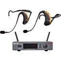 Special Projects EVO2-25D1 Two Person Evo True Wireless Headset Mic System