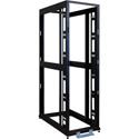 Tripp Lite SR42BMDEXPNDNR3 42U 4-Post Open Frame Rack Cabinet 36inch Depth No Sides/ Drs/ Roof