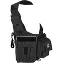 Porta-Brace Slinger Shoulder Pack BLACK