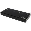StarTech ST122HDMI2 2 Port High Speed HDMI Video Splitter