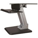 StarTech ARMSTS Ergonomic Sit/Stand Workstation with Height Adjustment
