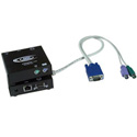 NTI Xtendex PS/2 KVM Extender Via CAT5 Extending To 600FT