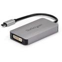 StarTech CDP2DVIDP USB-C to DVI Adapter - Dual-Link - Active Converter