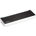 StarTech DK30CH2DEP Triple-Monitor 4K USB-C Dock with 5x USB 3.0 Ports