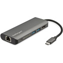 StarTech DKT30CSDHPD3 USB C to USB 3.0 hub for Mac / Windows USB Type-C laptop