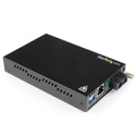 StarTech ET91000SM402 1000 Mbps Gigabit Single Mode Fiber Media Converter SC 40 km