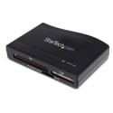 StarTech FCREADHCU3 USB 3.0 Multi Media Flash Memory Card Reader