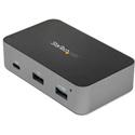 StarTech HB31C3A1CS 4-Port USB-C Hub 10 Gbps - 3x USB-A and 1x USB-C - Powered