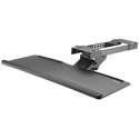 StarTech KBTRAYADJ Under Desk Keyboard Tray - Width 26 Inches - Height Adjustable