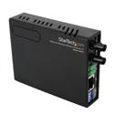 StarTech MCM110ST2 - 10/100 Multi Mode Fiber Copper Fast Ethernet Media Converter ST 2 km