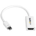 StarTech MDP2HD4KSW Mini DisplayPort to HDMI 4K Audio / Video Converter mDP 1.2 to HDMI Active Adapter for Mac Pro/Air