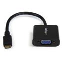 StarTech MNHD2VGAE2 Mini HDMI to VGA Converter - 1920x1200