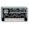 RDL ST-MX2 2 Channel Audio Mixer - Microphone or Line Input and Output