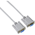 Startech MXT100FF Straight Through Serial Cable - DB9 F/F - 6 Feet