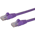 Startech N6PATCH30PL Cat6 Patch Cable - Purple - 30 Feet