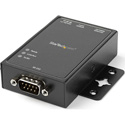 StarTech NETRS2321P 1-Port Serial-to-IP Ethernet Device Server - RS232 - DIN Rail and Surface Mountable - Aluminum