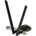 StarTech PEX867WAC22 2.4 / 5GHz PCIe Wireless-AC Card - AC1200 Adapter