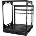 StarTech PORACK12U Slide-Out  Open Frame Network Rack - 12U