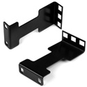 StarTech RDA1U Rail Depth Adapter Kit for Server Racks - 1U