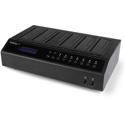 StarTech SATDOCK5U3ER USB 3.0 eSATA 1:5 HDD/SSD Duplicator Dock - Cloner/Eraser