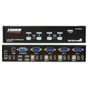 Startech SV431USBAE 4 Port Rack Mountable USB KVM Switch with Audio & USB 2.0