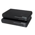 StarTech SV565UTPDUV USB DVI over Cat 5e / Cat 6 KVM Console Extender w/ 1920x1200 Uncompressed Video - 330ft (100m)
