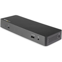 StarTech TB3CDK2DP Thunderbolt 3 Dock with USB-C Host Device Compatibility