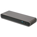StarTech TB3DK2DPPD Dual 4K Thunderbolt 3 Dock - Mac/Windows - 85W Power Delivery